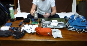 Extended Day-Hike Gear-List
