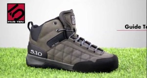 Five Ten Guide Tennie Mid Hiking Boot Video | e-outdoor.co.uk