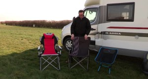 Folding Camp Chairs – A Buying Guide