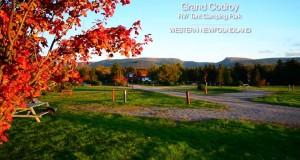 Grand Codroy RV/Tent Camping Park, Codroy Valley, Western Newfoundland