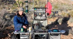 Grub Hub Portable Camping Kitchen