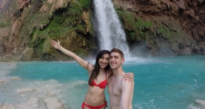 Havasu Falls Adventure – All the Waterfalls and the Hike In – GoPro, HD