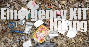 Hiking Emergency KIT(First Aid Kit)  OUTDOOR RESEARCH Backcountry Organizer #1