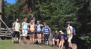 Hiking in the South Chilcotin with Tyax Adventures