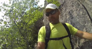 Hiking Precipice trail Acadia National Park : GoPro HD