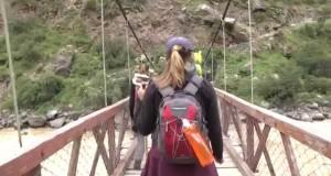 Hiking the Inca Trail to Machu Picchu in Peru