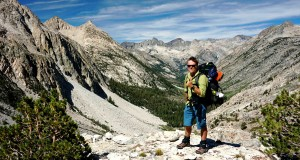 Hiking the John Muir Trail northbound
