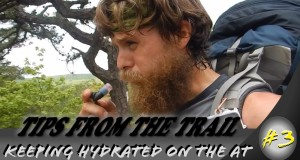 Hiking tips from the trail ~ keeping hydrated ~ Water on the Appalachian Trail