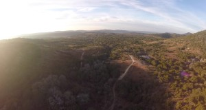 Hill Country State Natural Area Camping with DJI Phantom 2