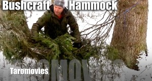 HOW TO Build a Bushcraft – Survival Hammock/HD