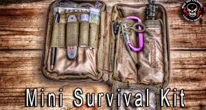 How to Build a Mini EDC Survival Kit
