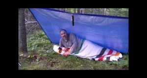 How to camp or bushcraft with minimal dollar store gear