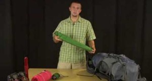 How to Pack for a Weekend Camping Trip : How to Pack Tent Poles for Camping