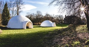 Igloo Disco – Inflatable Marquee Dome Tent – Unique pop up events