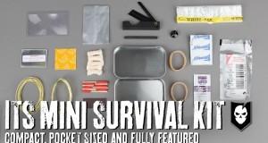 ITS Mini Survival Kit Lineup