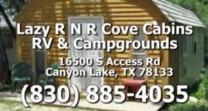 Lodge, Tent Camping in Canyon Lake TX 78133