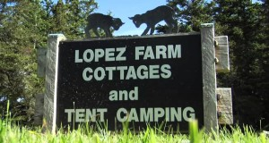 Lopez Island Farm Cottages and Tent Camping, Cottages Video
