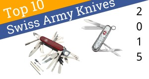 Most Popular Swiss Army Knives