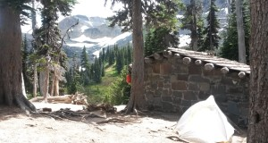 Mount Rainier Summerland Hiking Trail