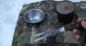 My bushcraft cooking gear