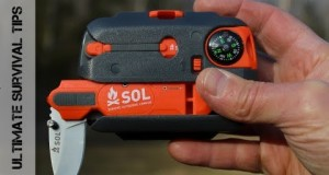 NEW – SOL Origin Survival Tool Kit – REVIEW – Best Grab & Go Survival Kit for the Masses?