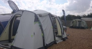 Outdoor Revolution Inflatable Tents 2015