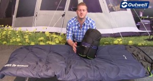Outwell Campion Single Sleeping bag | Innovative Family Camping