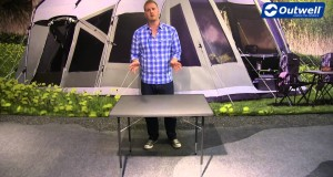 Outwell Cloudy Table | Innovative Family Camping