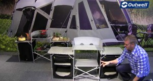 Outwell Kitchen Table Camrose – 2014 | Innovative Family Camping