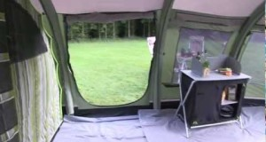 Outwell Smart Air Inflatable Tents from Campingworld.co.uk