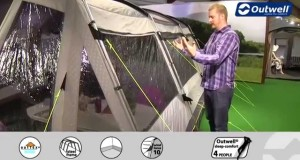 Outwell Tent Alabama 5P – 2015   Innovative Family Camping