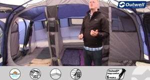 Outwell Tent Bahia 7 – 2014 | Innovative Family Camping