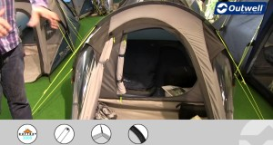 Outwell Tent Earth 2 – 2015 | Innovative Family Camping