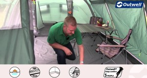 Outwell Tent Glendale 7 – 2014 | Innovative Family Camping