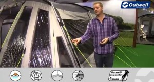 Outwell Tent Montana 5P – 2015 | Innovative Family Camping