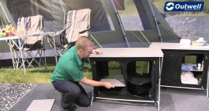 Outwell Wardrobe Aruba | Innovative Family Camping