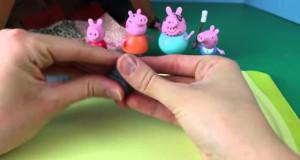 Peppa Pig Play Doh Camping Sleeping Bags Fire Pit Tent Sleepover Daddy Pig Mummy Pig DisneyCarToys