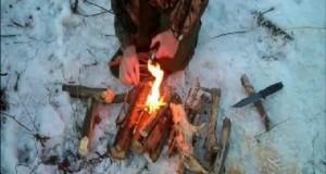 Snow Camping Gear