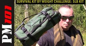 Survival Kit Weight Challenge Part 1: The 5lb Kit  – Preparedmind101