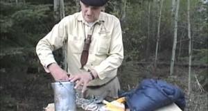Survival Kit with Mors Kochanski