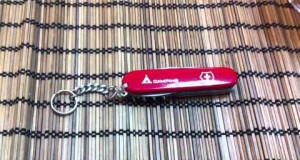 Swiss Army Knife CAMPING