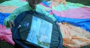 Ten Minute Tent: Kodiak Quick Set Dome Tent Light Duty Camping 3P  1674
