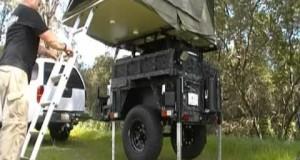 Tent-n-Trailer Camp System – Setup Video