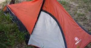 Test Camp: Grand Trunk Ultralight Hammock, SwissGear Eiger Hiker Tent & More