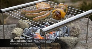 The Joy of the Charcoal Grill For Outdoor Grilling