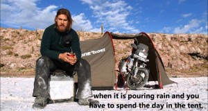 Top 5 Things To Consider When Buying A Motorcycle Tent