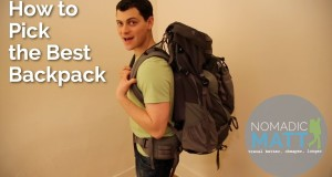 Travel Backpack Buying Tips