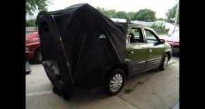 Two 2001 Pontiac Aztek Base & GT Tent Camping SUV SRV 4 Door 3400 GM Comparing Options