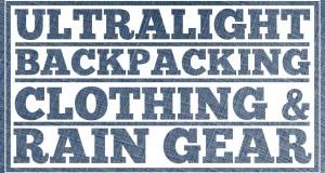 Ultralight Backpacking Clothing & Rain Gear – CleverHiker.com