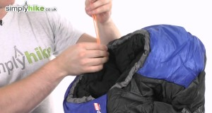 Vango Nitestar 300 Square Sleeping Bag – www.simplyhike.co.uk